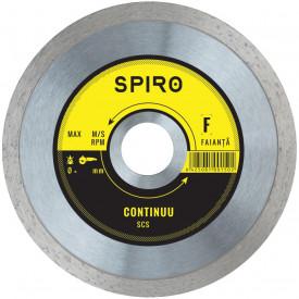 Disc diamantat faianta SPIRO SCS125