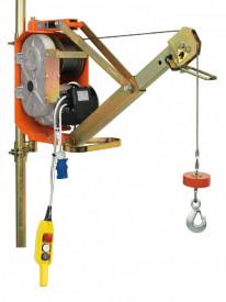 Electropalan Profesional cu Brat Extensibil 300 kg, 40 metri cablu - IORI-DM300AP-ELEF40m