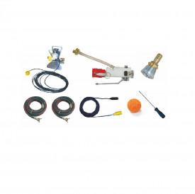 Kit injectare pentru Step 120 (230V/400V)