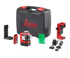 Nivela Laser Verde multilinie 360°, Lino L6G - Leica (Continut:: Pachet Complet (vezi continut in descriere))