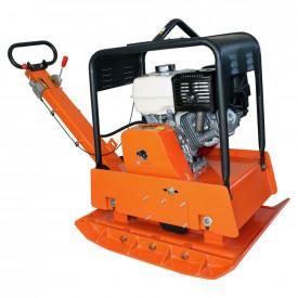 Placa compactoare reversibila BISONTE PCR 320-H, 38 kN, motor Honda benzina 11,7 cp, 310 kg , reversibila