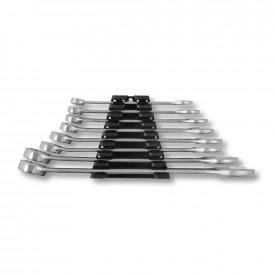 Set de chei fixe si inelare combinate PROJAHN metrice 8-19 mm 8 buc/set