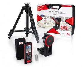 Telemetru Laser 200m Avansat, Disto D510 - Leica (Continut:: Pachet Complet (vezi continut in descriere))