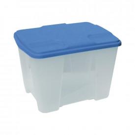 Cutie depozitare ARTPLAST Miobox cu capac albastru 390x290x272mm