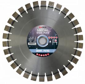 Disc diam. Diatech SPECIAL Granit Piatra 350