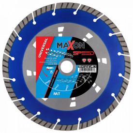 Disc diamantat turbo MAXON SPEED MT230SP