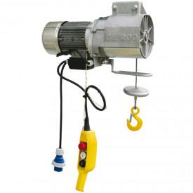 Electropalan IMER BE 200, sarcina maxima 200 kg, inaltime maxima 25 m, motor 230V, 0.75 kW
