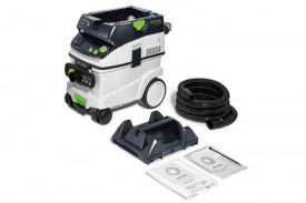 Festool Aspirator mobil CLEANTEC CTM 36 E AC-PLANEX
