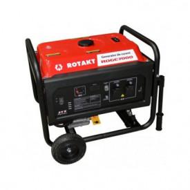 Generator de curent pe benzina ROTAKT ROGE7000, 6.8 kW, benzina