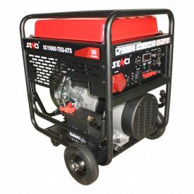 Generator SC-18000E-ATS, Putere max. 17 kW, 230V, AVR, motor benzina