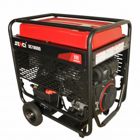 Generator SC-18000TE-ATS, Putere max. 17 kW, 400V, AVR, motor benzina