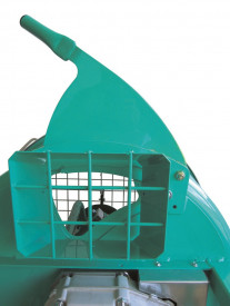 Malaxor planetar IMER Mix 120 Plus, capacitate 120 l, diametru cuva 745 mm, motor 230V, 1.4 kW