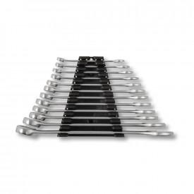 Set de chei fixe si inelare combinate PROJAHN metrice 6-19 mm 12 buc/set