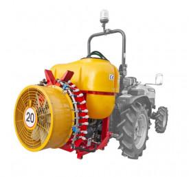 Atomizor O-mac 200 L- Tractor