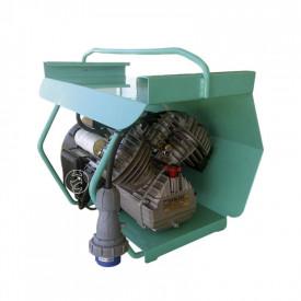 Compresor electric cu piston IMER, 230V, 2200W, 400l/min