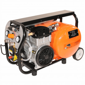 Compresor electric SC020-015, debit aer 206 l/min., presiune operare 8 bar