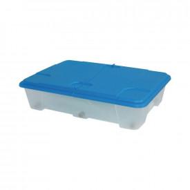 Cutie depozitare ARTPLAST Miobox cu capac abastru 795x590x180mm