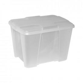 Cutie depozitare ARTPLAST Miobox cu capac transparent 390x290x272mm