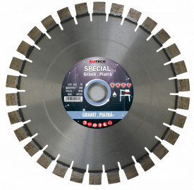 Disc diam. Diatech SPECIAL Granit Piatra 300