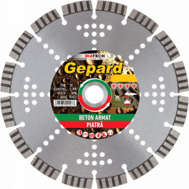Disc diamantat pt. beton armat GEPARD 230