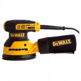 DWE6423 Slefuitor cu excentric DeWalt 280W 125mm