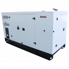 Generator stationar insonorizat SENCI SCDE 187YCS-ATS, 187 kVA, 400V, AVR, Diesel