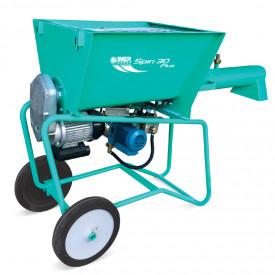Malaxor continuu IMER Spin 30 Plus, capacitate 110 l, motor 230V, 2.2 kW, randament efectiv 30 l/min