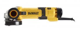 Polizor unghiular DeWALT DWE4257, 1500W, turatie variabila, 125mm