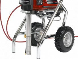 Pompa airless cu piston pentru zugravit TITAN Performance 1650e, pompa de vopsit airless, debit material 5.0 l/min