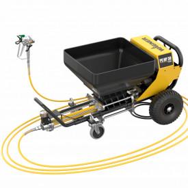 Pompa cu snec Wagner Plast Coat HP 30, debit material >10 kg/min, motor electric 2,3 kW