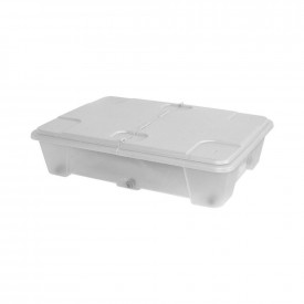 Cutie depozitare ARTPLAST Miobox cu capac transparent 790x590x180mm