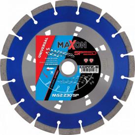 Disc diamantat segmentat MAXON SPEED MSZ230SP