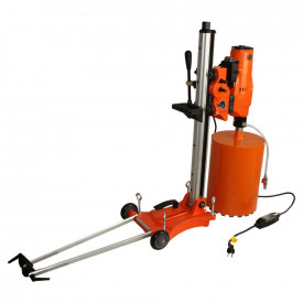 Masina de carotat BISONTE EC3000, 2800W, diam. carota max. beton 300 mm