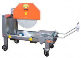 Masina de taiat materiale de constructii, 7.5kW, disc 1000mm, Manta TP 1000 - Mondial