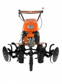 MOTOCULTOR O'MAC MC 700 CU ROTI + PLUG + RARITA + PRASITOARE + ROTI M.