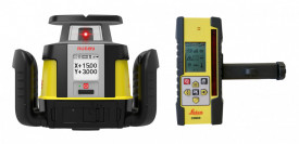 Nivela Laser Rotativa Rugby CLA - Leica (Continut:: Pachet Complet (vezi continut in descriere))