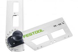 Raportor cu brat mobil combinat Festool FS-KS