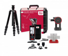 Telemetru Laser 300m Avansat, Disto S910 - Leica (Continut:: Pachet Complet (vezi continut in descriere))