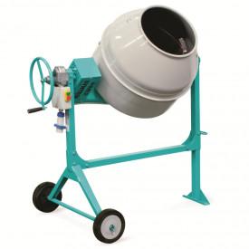 Betoniera IMER Syntesi 160, capacitate 160 l, motor 230V, 0.3 kW, diametru cuva 610 mm