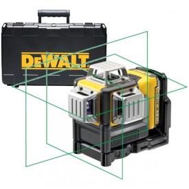 DCE089D1G - Nivela laser cu linii, fascicul verde 360 grade