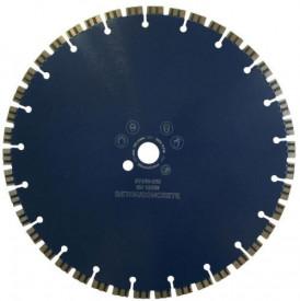Disc DiamantatExpert pt. Beton armat, Granit & Piatra - Laser Speed 400x25.4 (mm) Super Premium - DXDH.2060.400.25