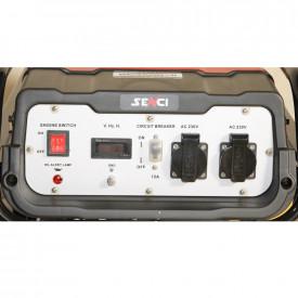 Generator curent SC-3500 TOP Putere max. 3.1 kW