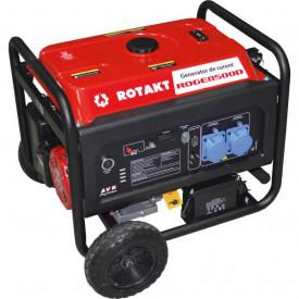 Generator de curent Rotakt ROGE8500D 8,5kw AVR