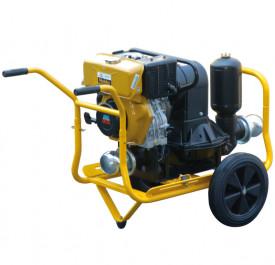 MECA 25D, motopompa fluide foarte murdare si vascoase debit max 350 l/min