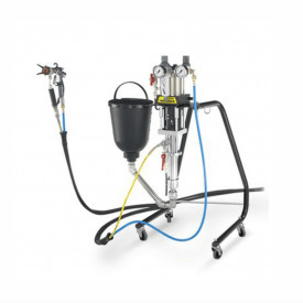 "Sistem pentru vopsit (atelier) Wagner FineFinish 20-30 Spraypack Stand, Debit material 1.8 l/min., duza max. 0.019"""