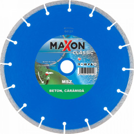 Disc diamantat segmentat MAXON MSZ300C
