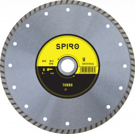 Disc diamantat turbo SPIRO ST125