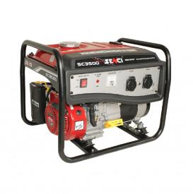 Generator curent SENCI SC 3500 Lite, Putere maxima 3 kW, 230V, AVR, motor benzina