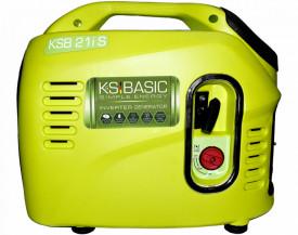 Generator de curent 2 kW inverter BASIC - benzina - SILENTIOS - Konner & Sohnen - KSB-21iS