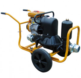 MECA 25, motopompa fluide foarte murdare si vascoase debit max 330 l/min